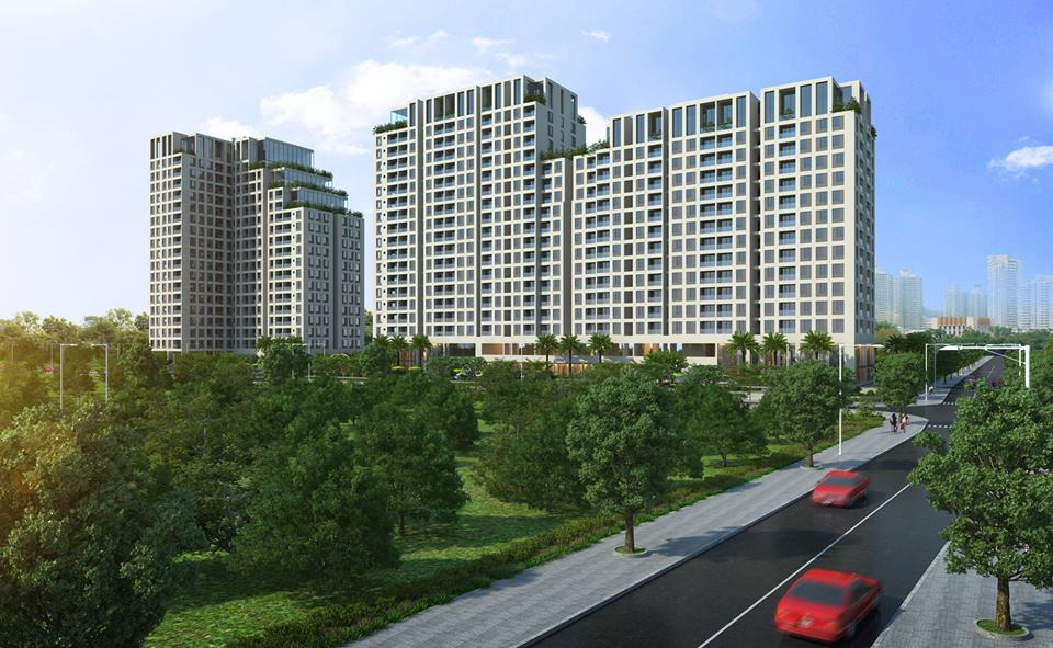 Image result for Chung cư Opal Riverside